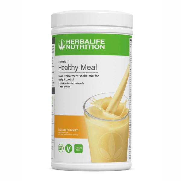 Nutritional Banana Cream Shake