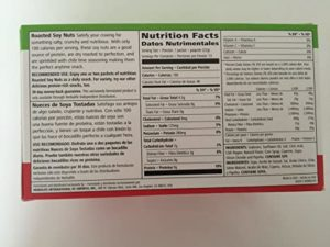 Label Soy Beans