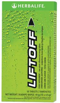 Liftoff Lemon-Lime