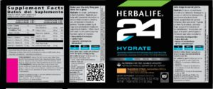 Label Hydrate